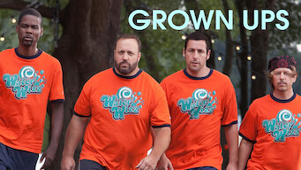 Grown Ups 2010 Netflix Flixable